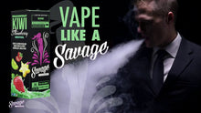 Load image into Gallery viewer, Savage Eliquid - Bond (Dragonfruit Kiwi Strawberry Menthol)