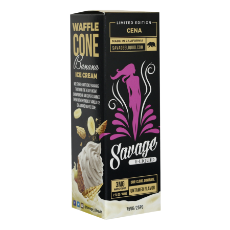 Savage Eliquid - Cena