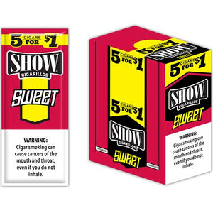 Show Cigarillos - Cigar Sweet For Sale