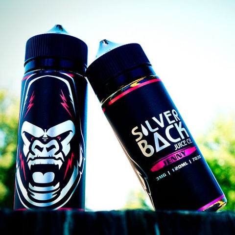 SilverBack - Jenny (Strawberry Watermelon Bubblegum)