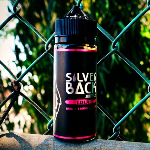 SilverBack - Lola (Strawberry Banana and DragonFruit)