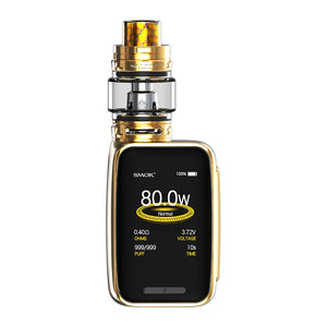 SmokTech - Mod Kit X-Priv Baby 80.0w Prism Gold for sale