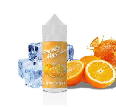 Smoothy Man - Citrus Tang Ice