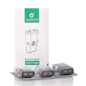 Suorin - Pod iShare Replacement Cartridge 3-Pack for sale