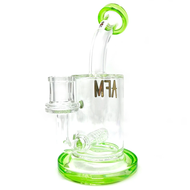 AFM Glass - Water Pipe Oil Rig INLINE TX344