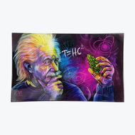 V-Syndicate - Glass Rolling Tray T=HC2 EINSTEIN
