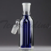 Load image into Gallery viewer, Teagardins Glass -  Fixed 3 Arm Tree Percolator Ash Catcher / Precooler 14mm Fitting