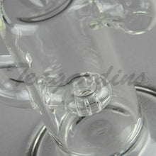 Load image into Gallery viewer, Teagardin's Glass - Stemless D.I. Bubbler with Halo Percolator Oil Rigs for Cheap
