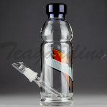 Load image into Gallery viewer, Teagardins Glass - Hatorade Bubbler D.I. Oil Rig