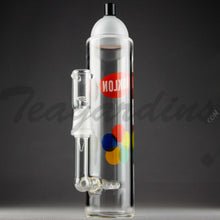 Load image into Gallery viewer, Teagardins Glass - KRYLON Spray Paint Inline D.I. Oil Rig Bubbler