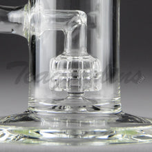 Load image into Gallery viewer, Teagardins Glass - Stemless D.I. Bubbler Mini Matrix to Worked UFO Percolator
