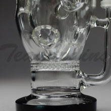 Load image into Gallery viewer, Teagardins Glass - The Rotten Apple Oil Rig Bubbler