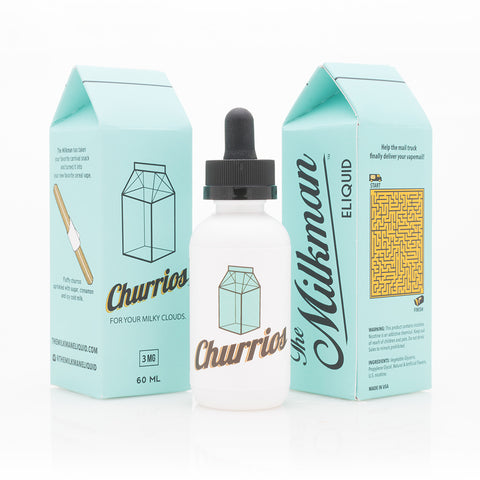 The Milkman - Churrios (Sweet Pastry Cinnamon Milk)