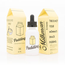 Load image into Gallery viewer, The Milkman - Pudding (Vanilla Pudding, Lemon)