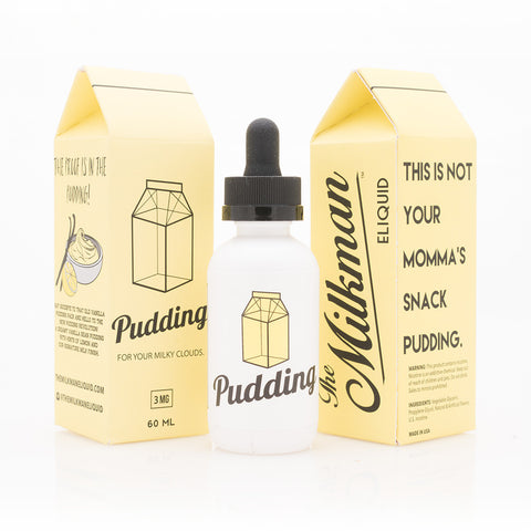 The Milkman - Pudding (Vanilla Pudding, Lemon)