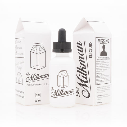 The Milkman - The Milkman (Strawberry, Pastry, Vanilla Ice Cream, Milk)