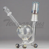 Three Feet D.O. Bubbler Oil Rig