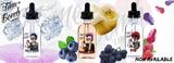 Time Bomb Vapors Limited - Sid (Raspberry Grape) Ejuice