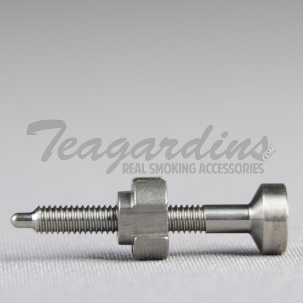 Titanium Nail- 14mm Adjustable Ti Nail for Concentrates Concentrates Tools, Dabbers