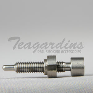 Titanium Nail- 18mm Adjustable Ti Nail for Concentrates Dabbers Tools
