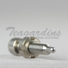 Load image into Gallery viewer, Titanium Nail- 18mm Adjustable Ti Nail for Concentrates Dabbers Tools