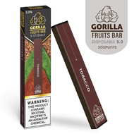 Gorilla Fruits Bar - Vape Bar Disposable Tobacco For Sale
