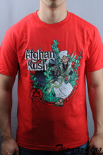 Load image into Gallery viewer, Top Shelf Apparel - Afghan Kush T-Shirt funny novelty cannabis marijuana clothing and tshirts