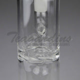 Turbine Stemless Water Pipe Straight 50mm-38mm percolator