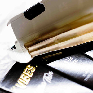 Vibes - Rolling Paper Pre Roll Cones Ultra Thin 1.25 Size