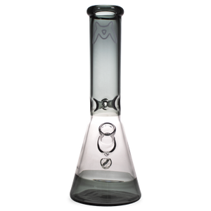 "Mav Glass - Water Pipe Beaker 12"" Full Color"