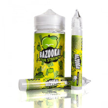 Load image into Gallery viewer, Bazooka E-Liquid - Sour Straws - Green Apple
