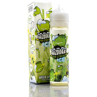 Bazooka E-Liquid - Sour Straws - Green Apple Ice
