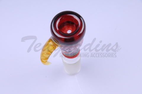 Cowboy Glass Worked 18 mm Bowl