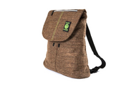 Dime Bags - Backpack Hipster Versatile Bag Brown