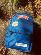 Backwoods - Backpack Book Bag Vanilla