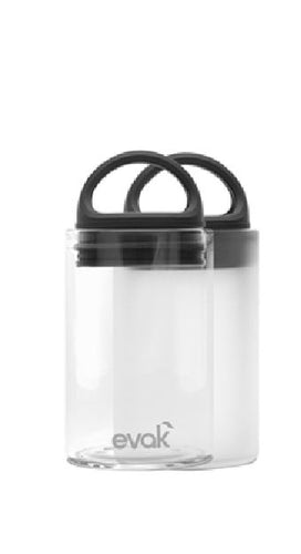 Evak - Airtight Glass Storage Container - Mini - 6oz