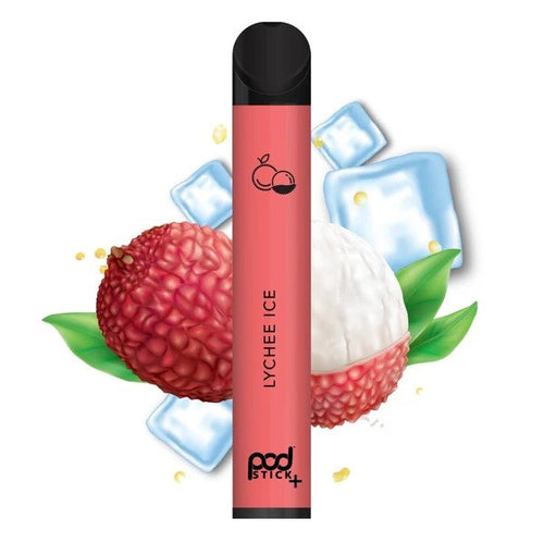 Pod Stick Plus - Disposable Device Lychee Ice