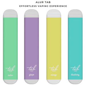 Alur Tab - Vape Bar Disposable Mango For Sale