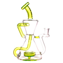 "Load image into Gallery viewer, Mav Glass - Dab Rig Yosemite Recycler 9"" For Sale"
