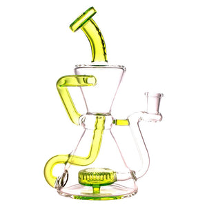 "Mav Glass - Dab Rig Yosemite Recycler 9"" For Sale"