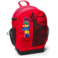 Cookies Bags - The Bungee Nylon Backpack Red