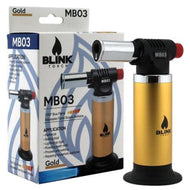 Blink Torch - Lighter MB03 Butane Gold