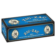 Zig Zag - Pre Rolled King White Tipped Filter Tubes
