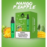Jolly Pro - Pod Disposable Device Mango Pineapple