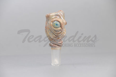 Loco Glass - Fully Worked Cyclops 14 mm Bowl