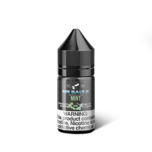 Mr Salt - Vape Juice Nic Salt Nicotine Mint For Sale