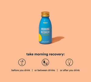 More Labs - Drink Morning Recovery Lemon 100ml