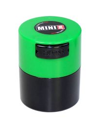 TightVac - TV1 - Minivac - Storage Container - 1.4oz - Green
