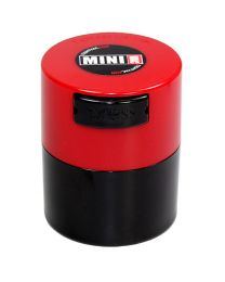 TightVac - TV1 - Minivac - Storage Container - 1.4oz - Red