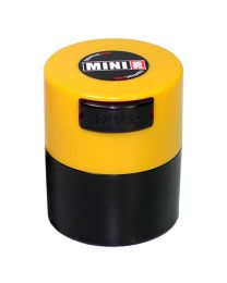 TightVac - TV1 - Minivac - Storage Container - 1.4oz - Yellow